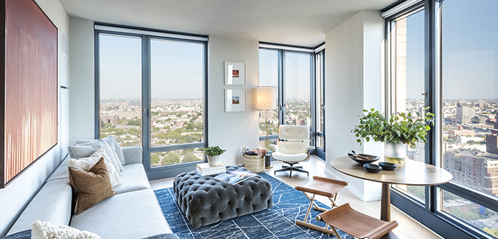 Luxury downtown brooklyn apartments for rent the ashland for The ashland brooklyn