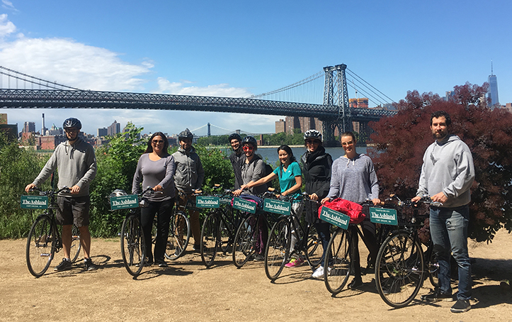 Resident Bike Rides Led by Shinola.