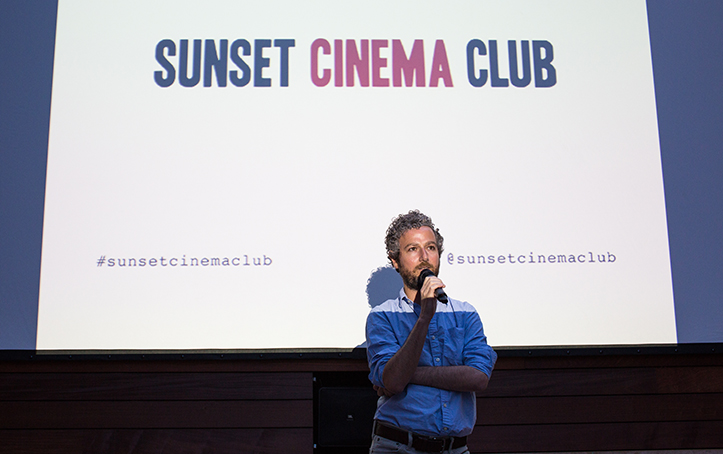 Movie Screening with Sunset Cinema Club